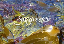 Why Seagreens Consumer Presentation v4 - view here